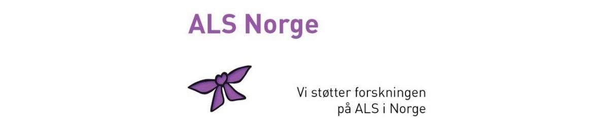 Vi har fått til forskning på ALS i Norge